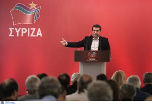 Τσίπρας στην Κ.Ε. του ΣΥΡΙΖΑ: Δεν θα σωπάσω! Ο νόμος δίνει τη μόνη λύση! Παιδί της Siemens ο Μητσοτάκης, τις απειλές στο κόμμα του!