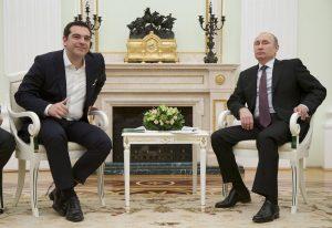 Διαψεύδει ο Πούτιν το… «αίτημα» Τσίπρα για δραχμή