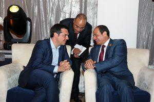 Τηλεφωνική επικοινωνία Τσίπρα – Σίσι μετά τις πολύνεκρες επιθέσεις στην Αίγυπτο