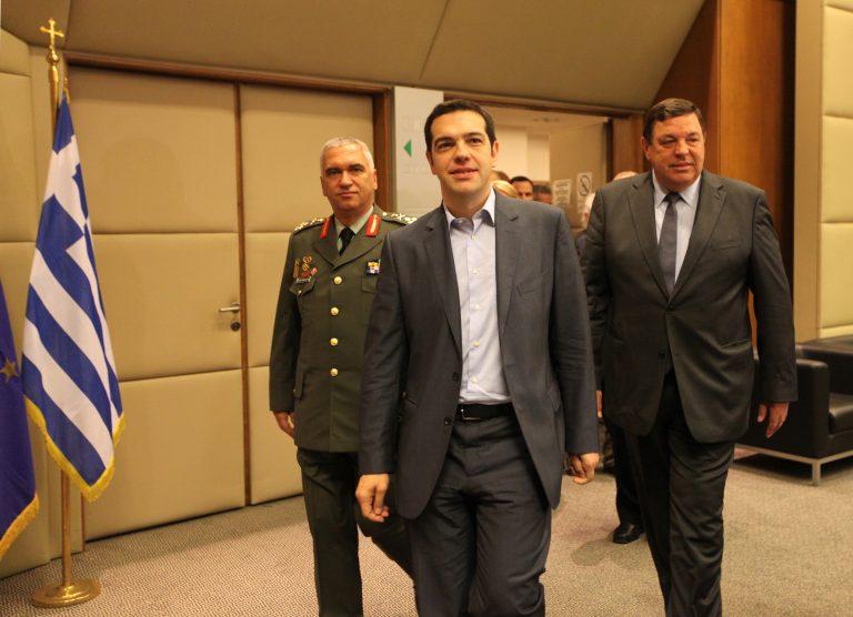 Πήρε και το θυρεό του ο Τσίπρας – Βίντεο από τη συνάντηση με τον Φ.Φράγκο | Newsit.gr