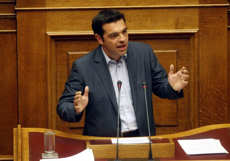 Η πρώτη μεγάλη σύγκρουση στη Βουλή με φόντο τη Siemens – Τσίπρας: Κουκουλώσατε το σκάνδαλο | Newsit.gr