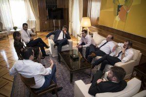 Νέα κυβέρνηση – Ο Τσίπρας στη… γενιά του: Προχωρήστε με θάρρος!