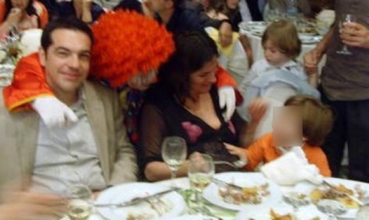 Α. Τσίπρας: Σε γάμο στο Αγρίνιο με την έγκυο σύζυγό του | Newsit.gr