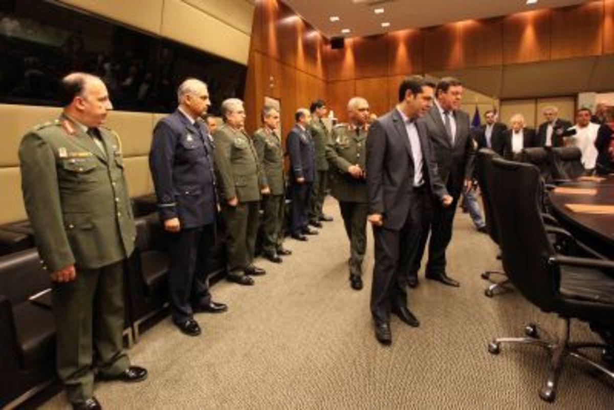 «Μετεξεταστέος ο ΣΥΡΙΖΑ στα θέματα Άμυνας-Εξωτερικής πολιτικής» | Newsit.gr