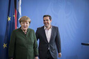 Η απάντηση του Βερολίνου στις απειλές Τσίπρα [vid]