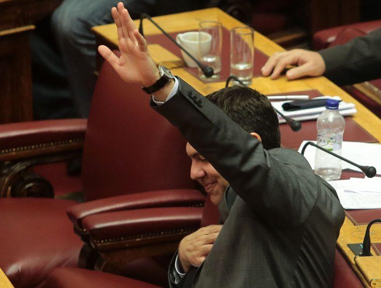 Ο Τσίπρας ψήφισε όχι! – VIDEO | Newsit.gr