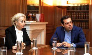Πολιτικός σάλος για την συνάντηση Τσίπρα – δικαστικών – Για συναλλαγή και θεσμική εκτροπή κάνει λόγο η ΝΔ!