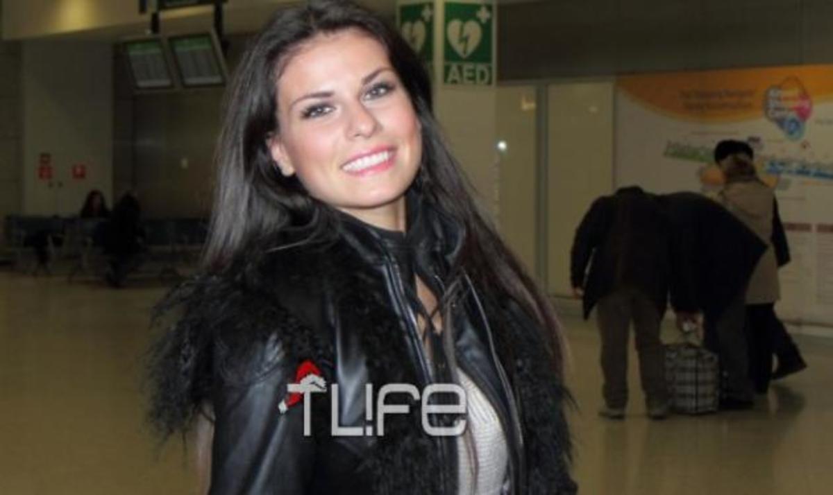 H Σταρ Ελλάς επέστρεψε στην Ελλάδα! Αποκλειστικές φωτογραφίες από το αεροδρόμιο | Newsit.gr