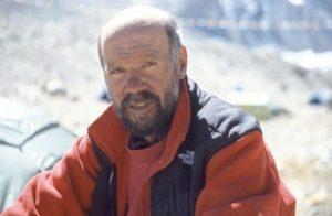 """Πέθανε ο """"κατακτητής"""" του Έβερεστ Κώστας Τσιβελέκας"""