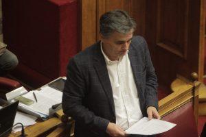 Εστάλη η επιστολή Τσακαλώτου στους θεσμούς χωρίς τις ελληνικές θέσεις