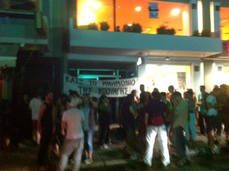Δύο ώρες «όμηρος» ο βουλευτής Νίκος Τσώνης- Video από τους προπηλακισμούς | Newsit.gr