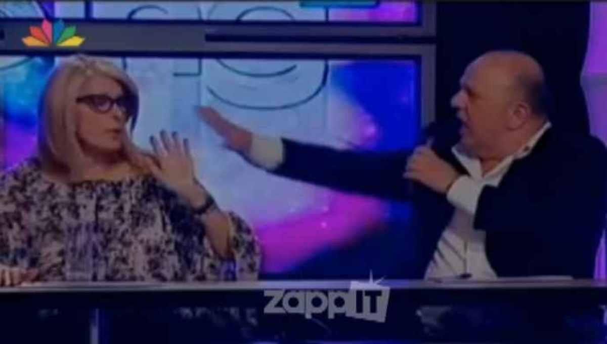 Ο Μουρατίδης αποκάλεσε «γρια κατσίκα» την Δρούτσα στην κυπριακή τηλεόραση! | Newsit.gr