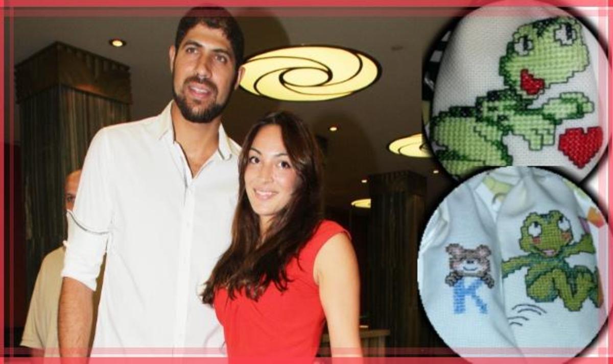 Μ. Τσουρή: Τα προσκλητήρια της βάφτισης του γιου της! Τι λέει στο TLIFE | Newsit.gr