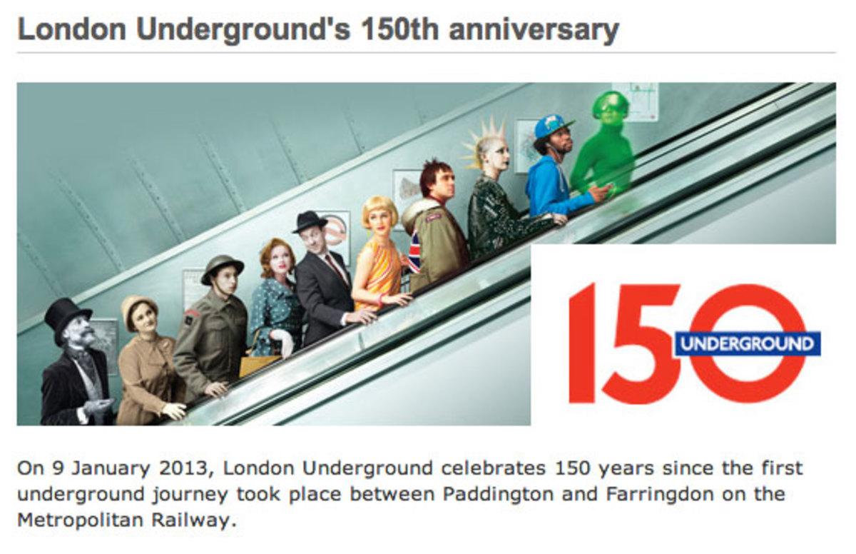 Άγνωστα στοιχεία για το Μετρό του Λονδίνου που έγινε 150 ετών! | Newsit.gr