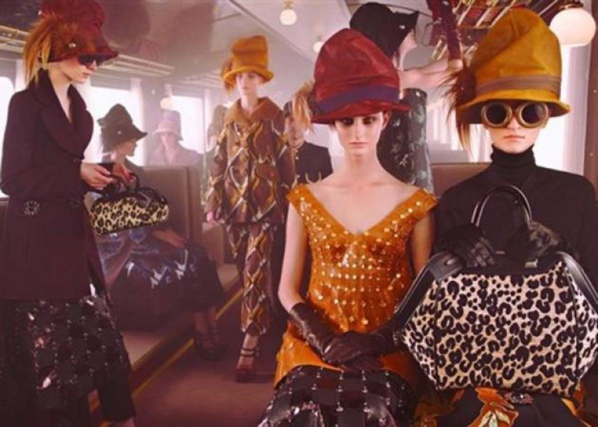 Louis Vuitton: H καμπάνια του οίκου εμπνέεται από το express του μεσονυκτίου!   Newsit.gr
