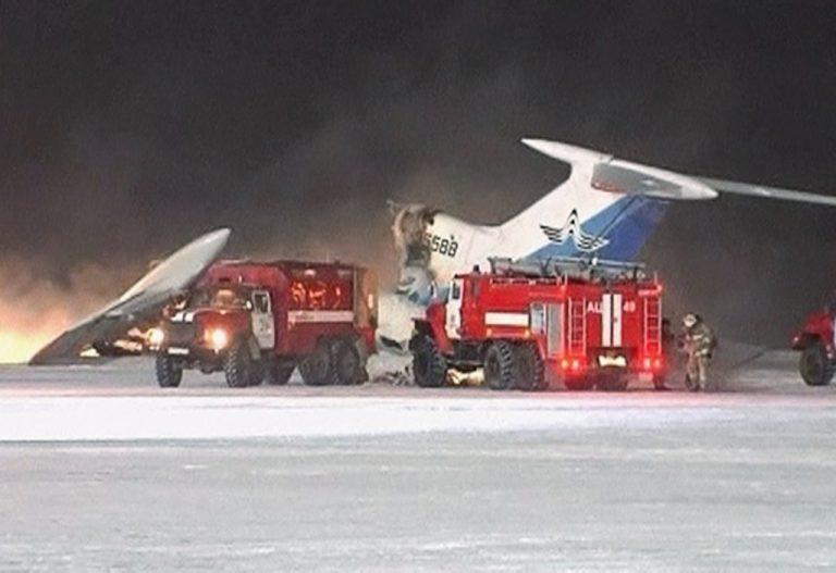Καθηλώνονται όλα τα Tupolev | Newsit.gr