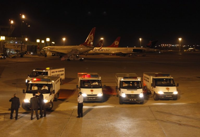 Έφτασαν στην Τουρκία 3 αεροσκάφη με ακτιβιστές | Newsit.gr