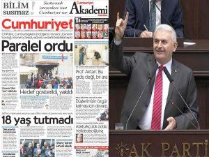 """Η Τουρκία στο χείλος του χάους! Ο Ερντογάν φτιάχνει παράλληλο στρατό – """"Γκρίζος λύκος"""" ο Γιλντιρίμ"""