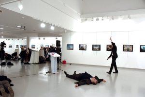 Άνθρωπος του Ερντογάν ο δολοφόνος του ρώσου πρέσβη!