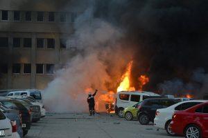 Πάλι αίμα στην Τουρκία! – Δυο νεκροί και 21 τραυματίες από έκρηξη στα Άδανα