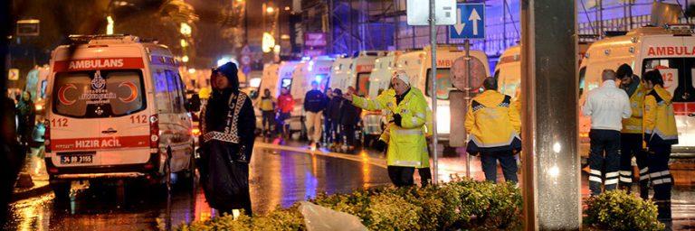 Πρωτοχρονιά από αίμα στην Κωνσταντινούπολη – «Άγιος Βασίλης» θέρισε ζωές! Πηδούσαν στο Βόσπορο για να σωθούν!   Newsit.gr