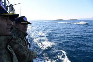 """Χοντραίνει το """"παιχνίδι"""" στα Ίμια η Άγκυρα – """"Θα υπερασπιστούμε τα εθνικά δικαιώματα και συμφέροντα"""""""