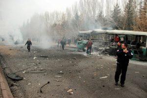 """Τουρκία – Έκρηξη: """"Αδερφάκι"""" της Κωνσταντινούπολης το μακελειό στην Καισάρεια! Σοκαριστικές εικόνες"""