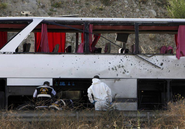 Συλλήψεις για την επίθεση στην Κωνσταντινούπολη | Newsit.gr