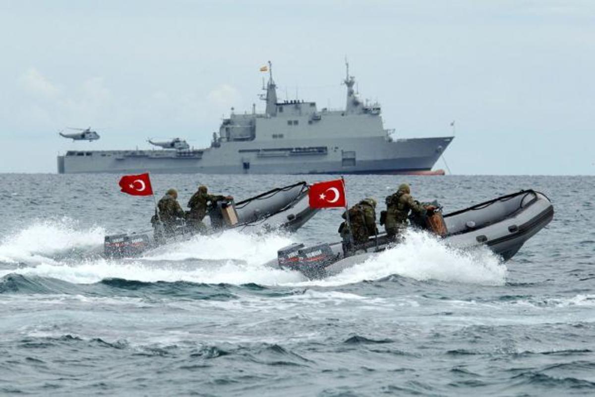 «Οι Έλληνες έκαναν λάθος που δεν έστειλαν τους άνδρες τους και στα δυτικά Ιμια» | Newsit.gr