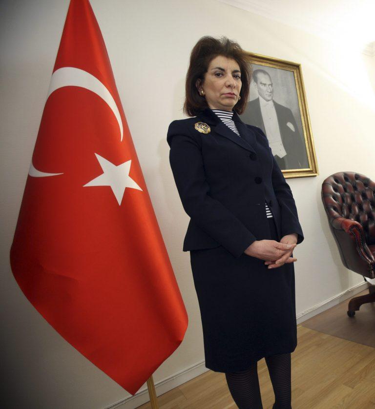 Επιστρέφει στην Σουηδία η πρέσβειρα της Τουρκίας | Newsit.gr