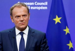 Ντόναλντ Τουσκ: Επανεξελέγη πρόεδρος του Ευρωπαϊκού Συμβουλίου