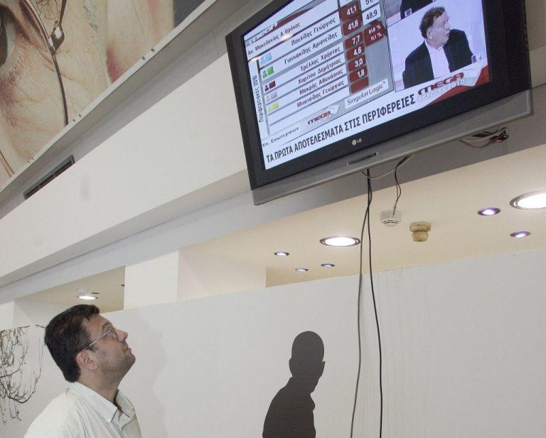 Τι ψήφισαν οι τηλεθεατές στο 2ο γύρο των εκλογών   Newsit.gr