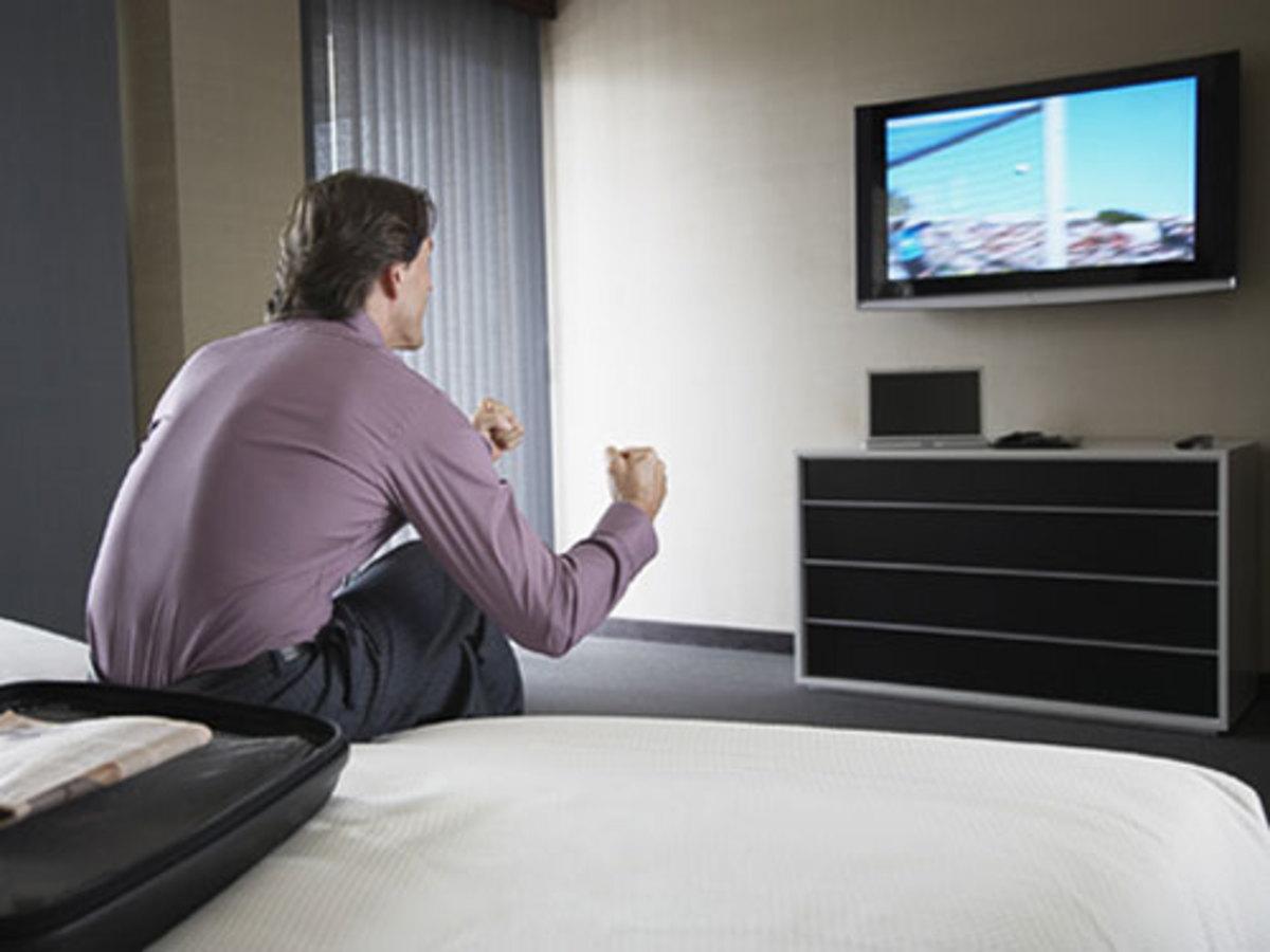 Η τηλεόραση φέρνει τα εμφράγματα;   Newsit.gr