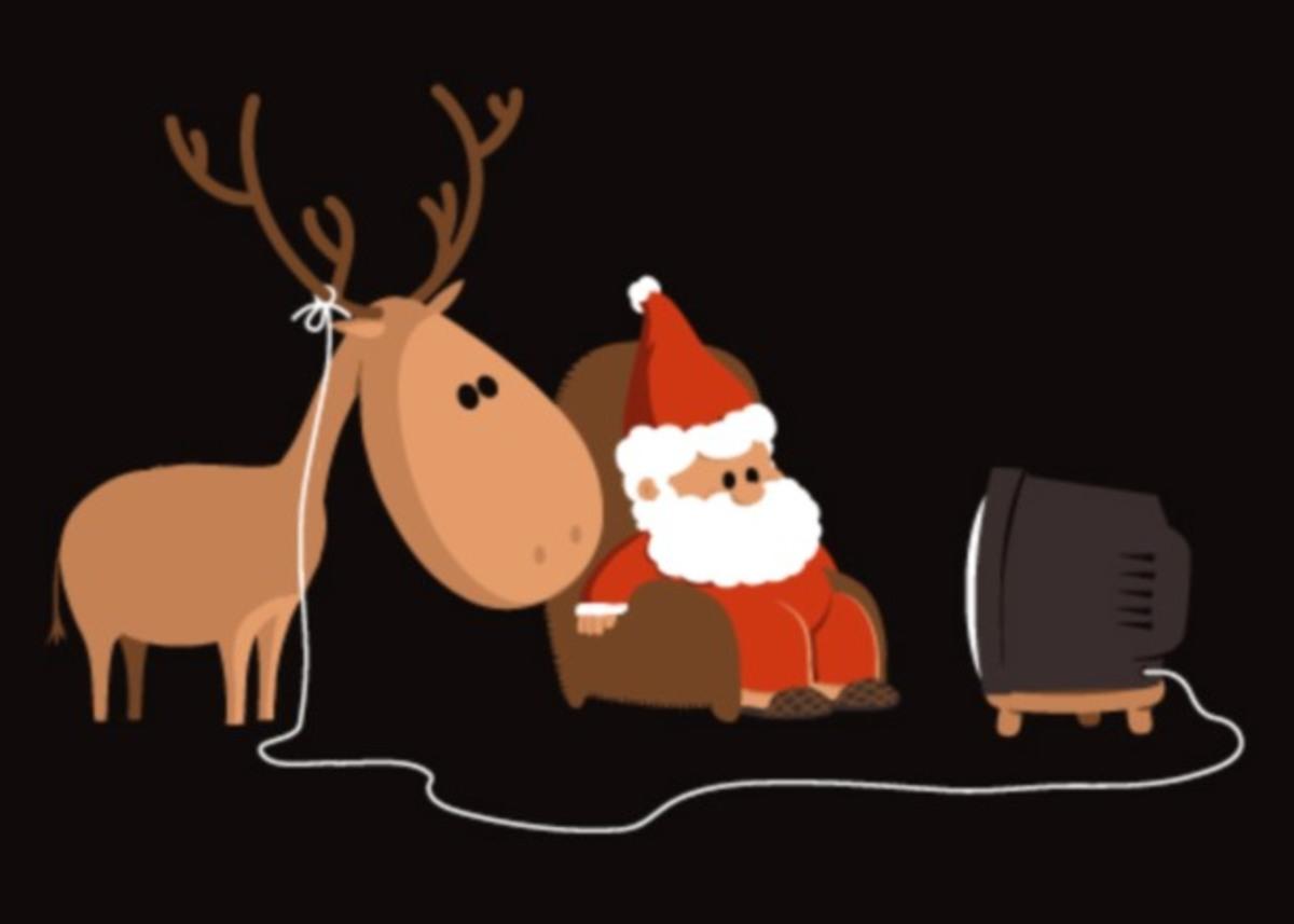 Ο τηλεοπτικός οδηγός των Χριστουγέννων! | Newsit.gr