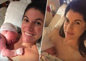 Δίδυμες αδερφές γέννησαν την ίδια μέρα, το ίδιο δευτερόλεπτο! [vid]