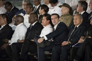 #tsipras_at_funeral: Χαμός στο twitter για τον Τσίπρα στην Κούβα