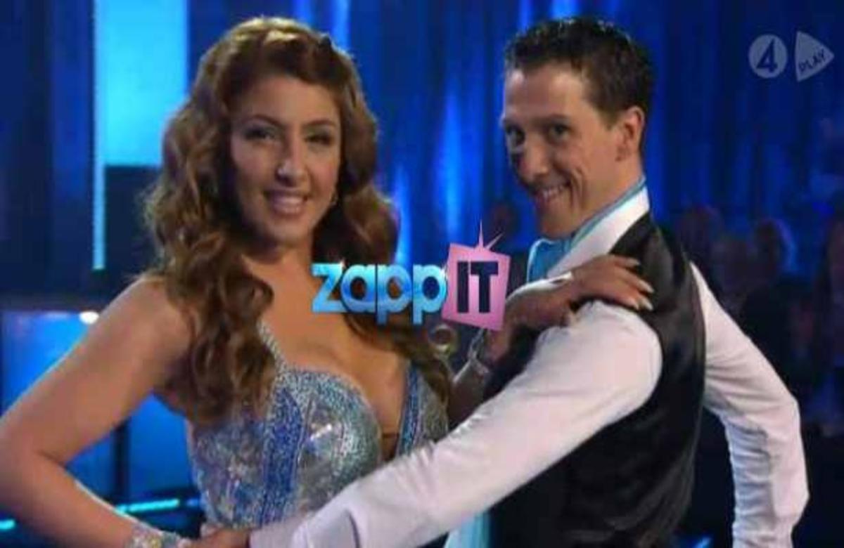 ΔΕΙΤΕ τη δεύτερη εμφάνιση της Ε. Παπαρίζου στο Let's Dance! | Newsit.gr