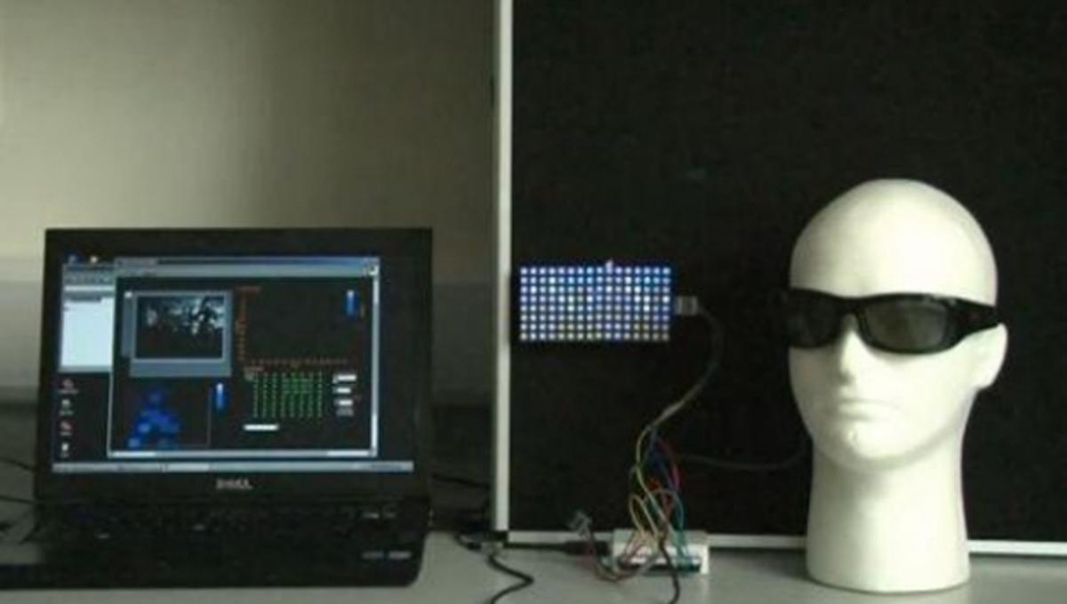 Ελπίδες για την τύφλωση με τη βοήθεια της τεχνολογίας   Newsit.gr
