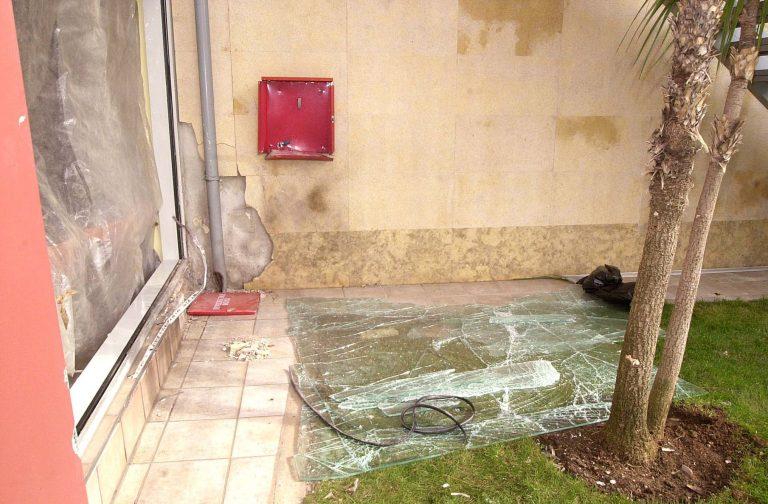 Η τζαμαρία σταμάτησε τον κλέφτη! | Newsit.gr