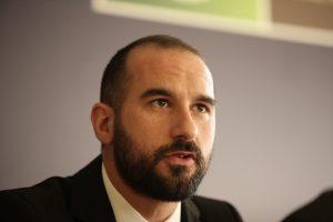 Τζανακόπουλος για Ντάισελμπλουμ: Αστοχη και σεξιστική δήλωση [vid]