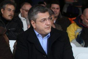 """Τη μετάθεση των εργασιών στο αεροδρόμιου """"Μακεδονία"""" ζητά ο Απόστολος Τζιτζικώστας"""