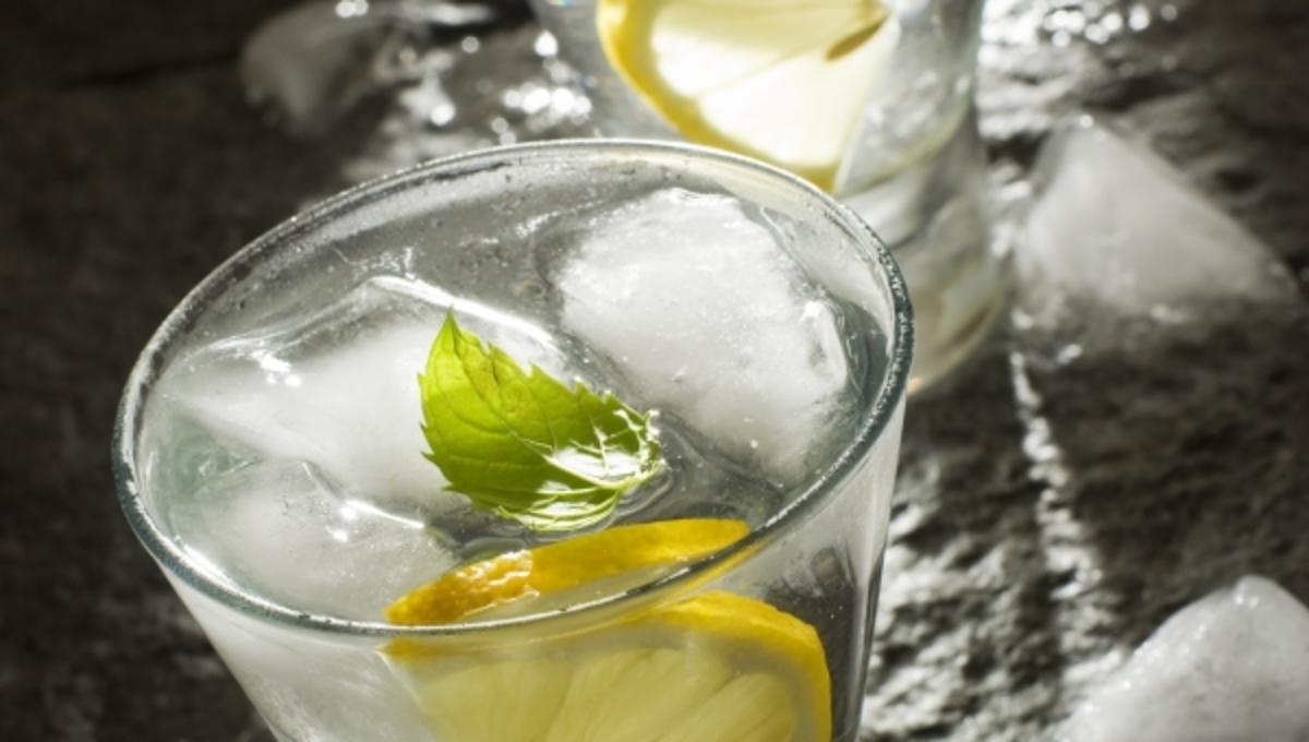 Πιείτε τζιν τόνικ με λεμόνι, κάνει καλό! | Newsit.gr