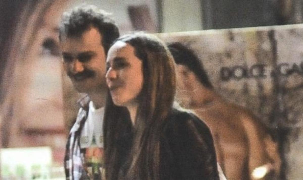 Ο. Τζιόβας: Full in love με την νέα του σύντροφο! Φωτογραφίες   Newsit.gr