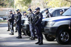 25 θηριώδη ημιθωρακισμένα στη διάθεση της αστυνομίας