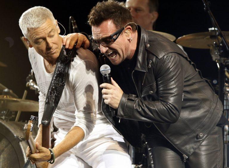 Συνάντηση Παπανδρέου – U2; | Newsit.gr