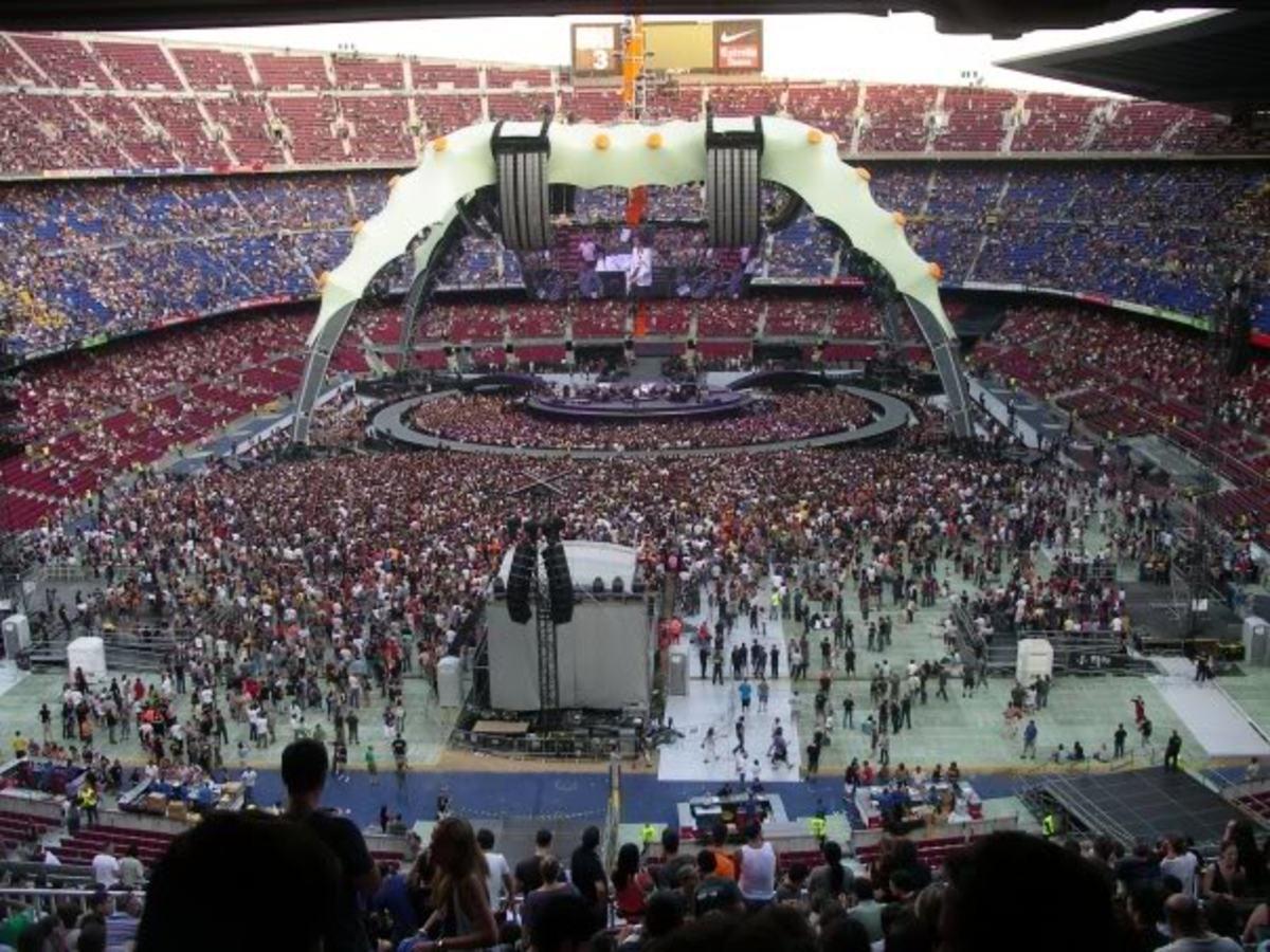 Έκτακτα δρομολόγια του ΟΑΣΑ για τους U2 | Newsit.gr
