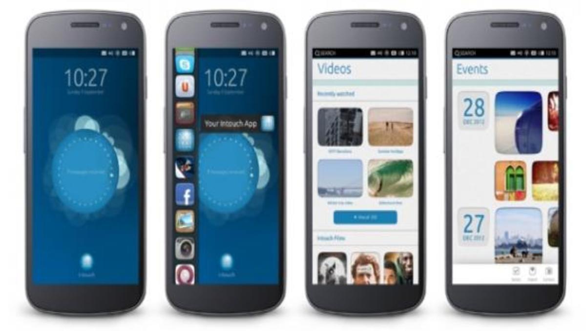 Αυτό είναι το νέο λειτουγικό για τα ubuntu smartphones   Newsit.gr