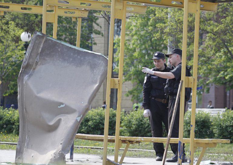 Ουκρανία: 250.000 δολάρια σε όποιον δώσει πληροφορίες για τις βομβιστικές επιθέσεις   Newsit.gr