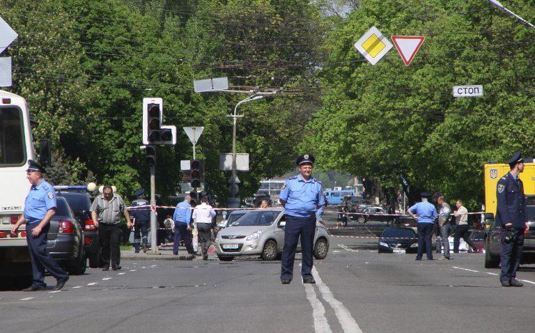 Μπαράζ βομβιστικών επιθέσεων στην Ουκρανία λίγο πριν το Euro 2012   Newsit.gr