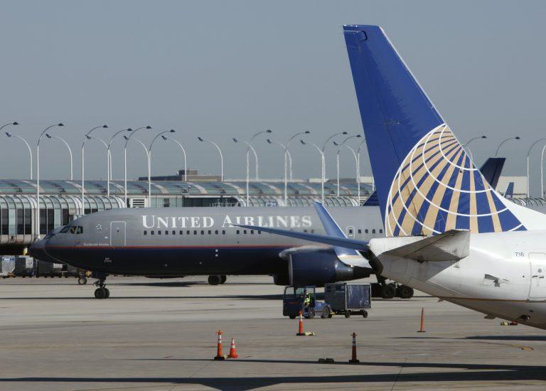 Τρεις τραυματίες λόγω αναταράξεων σε πτήση της United Airlines   Newsit.gr